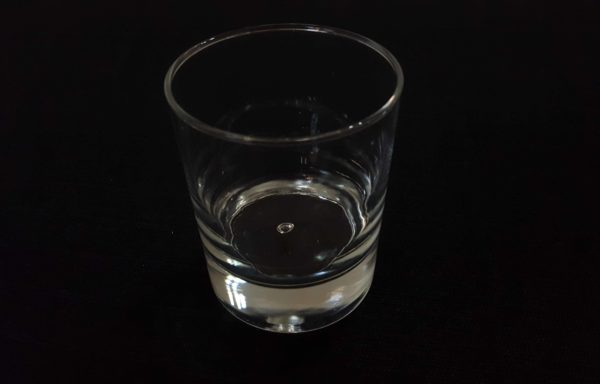 Bicchiere tumbler basso