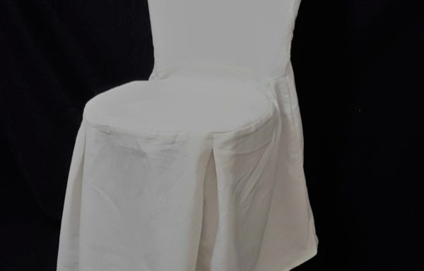Sedia Tonet con fantasmino bianco