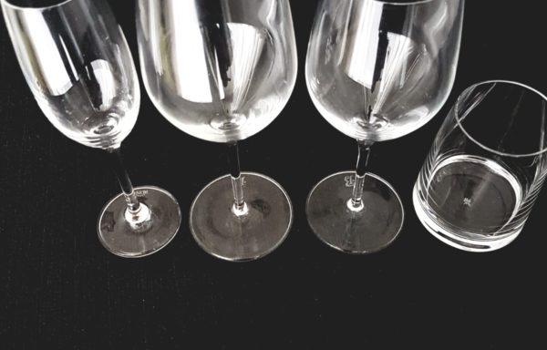 Bicchieri in cristallo mod. Resort