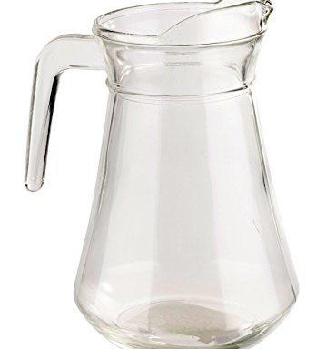 Caraffa in vetro